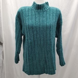 Vintage teal sweater